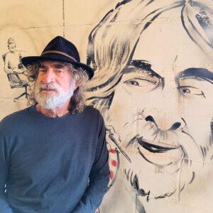 Jim Mayes, Owner Warehouse Art Gallery Luray VA